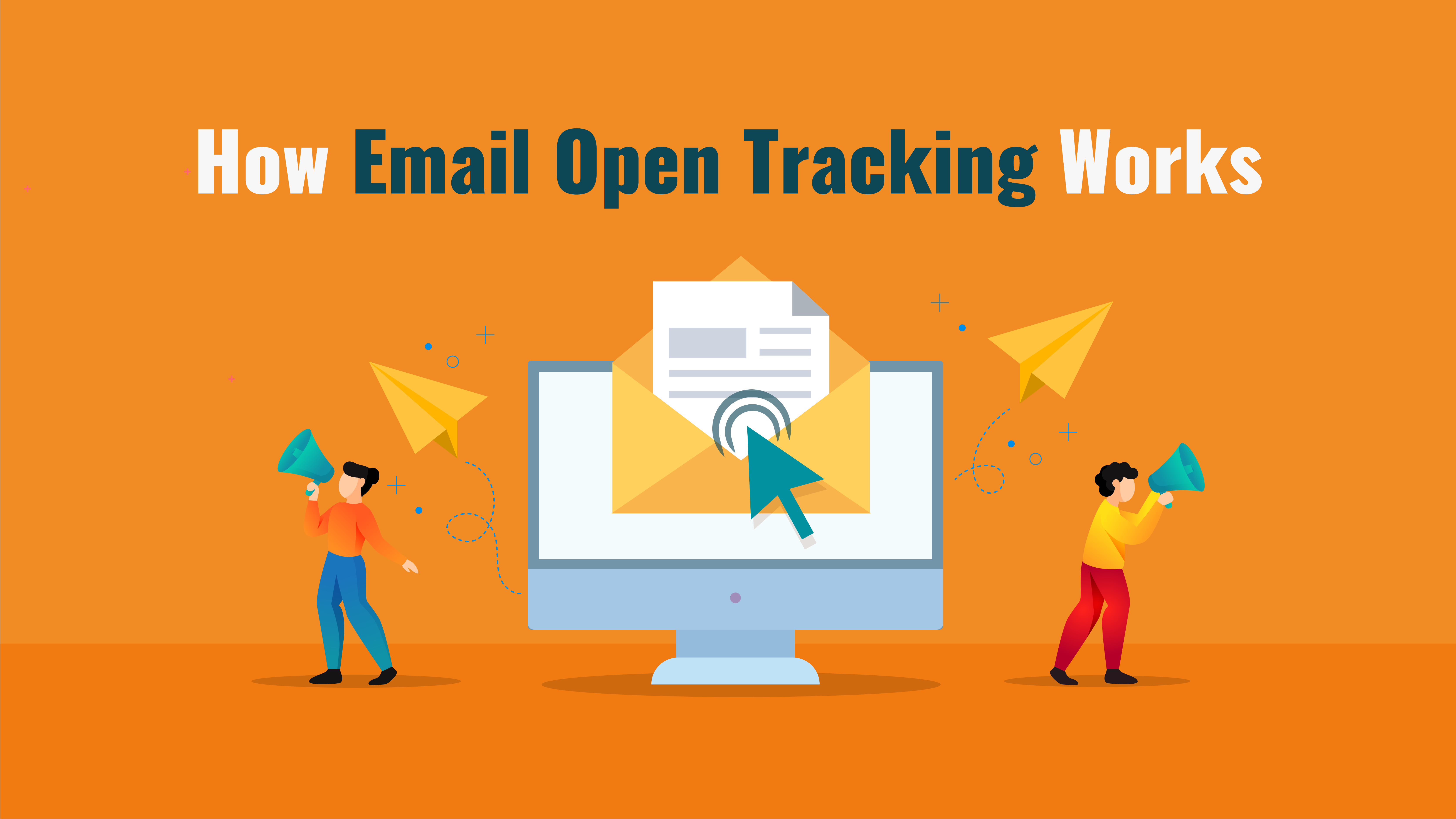 How email open tracking works