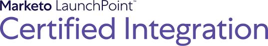 Marketo Certified Integration