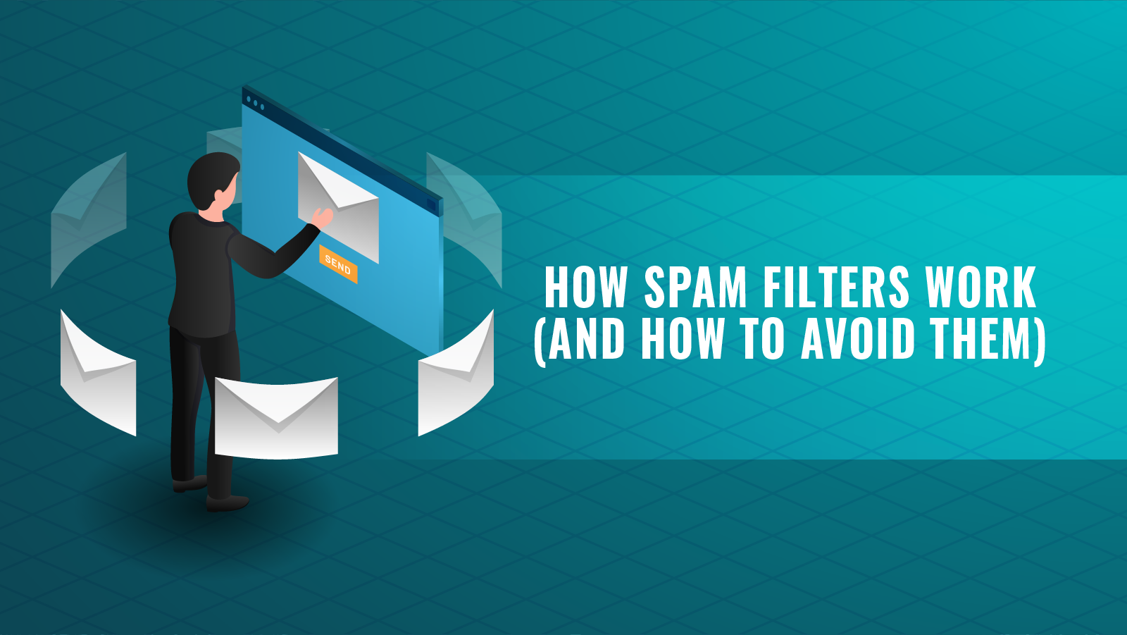 How spam filters work