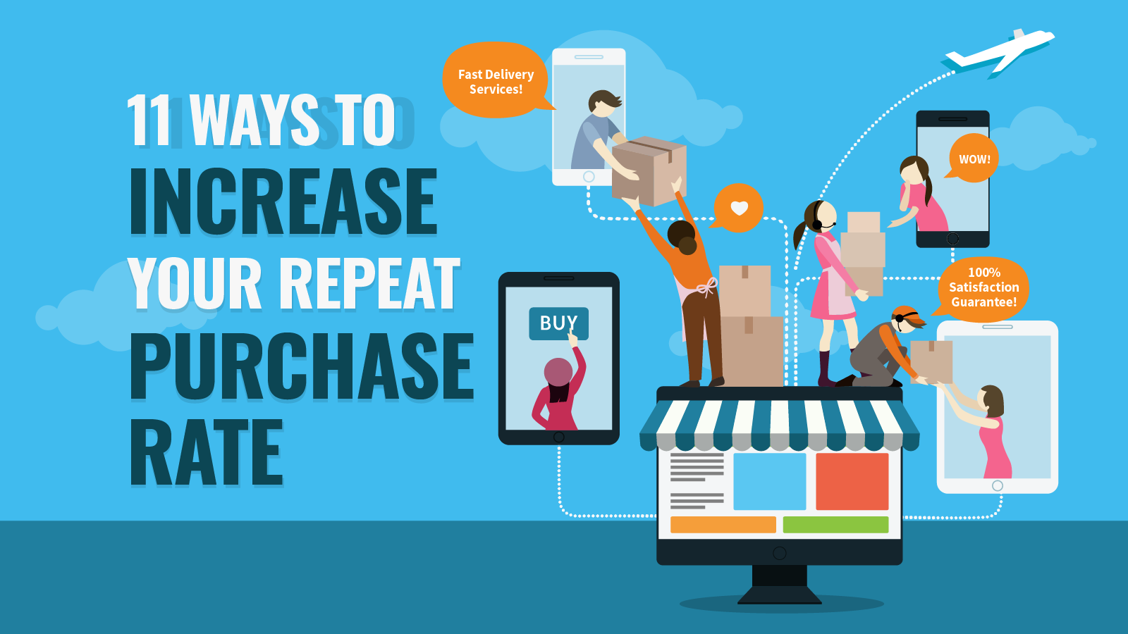 Average Repeat Purchase Rate