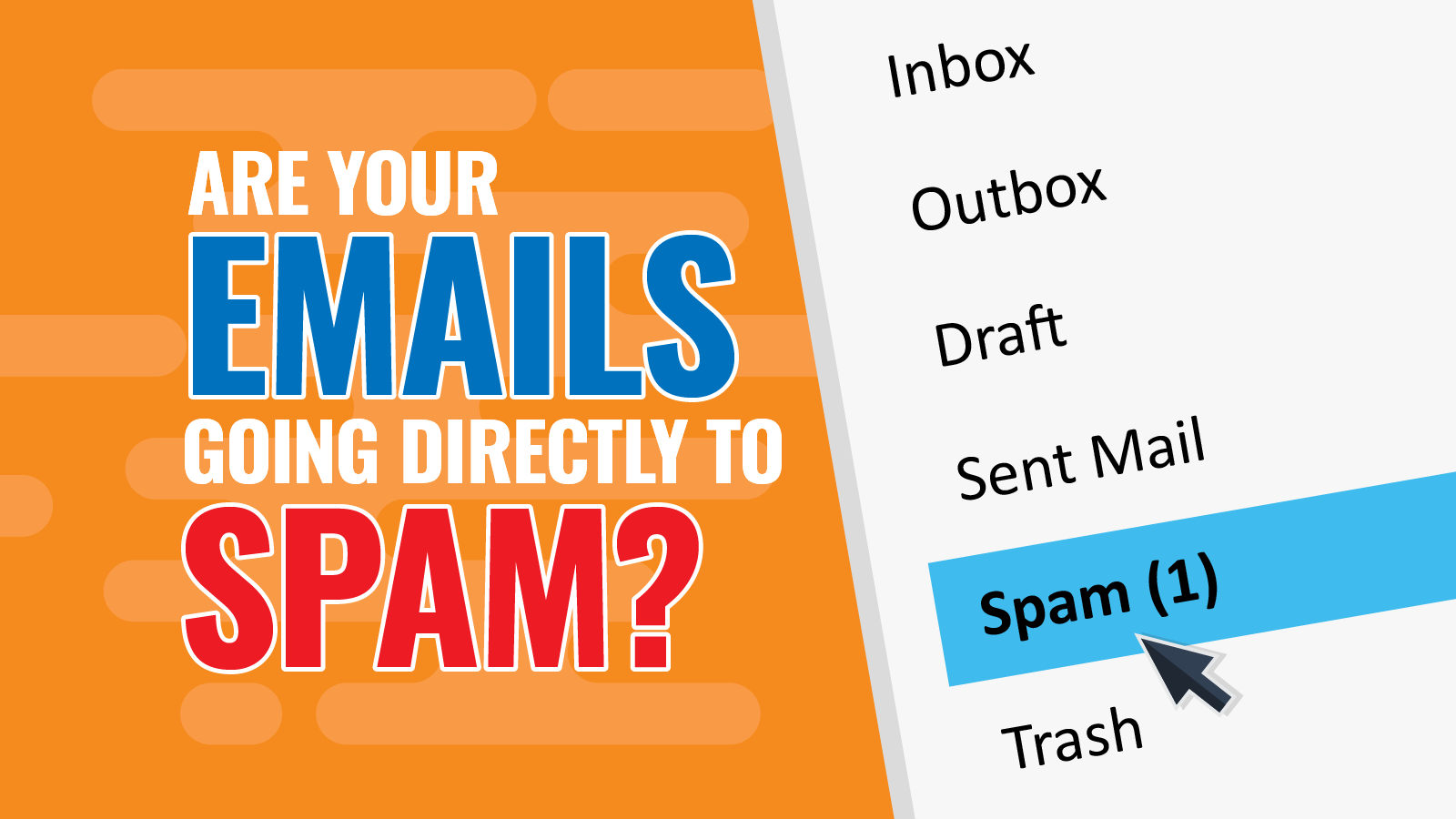 Emails going to spam