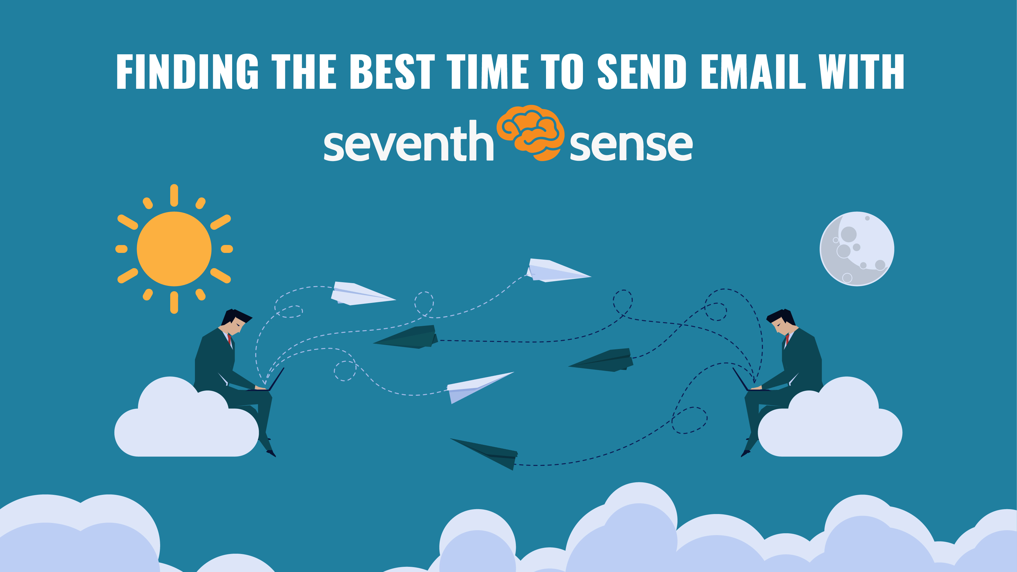Finding the best time to send email with Seventh Sense